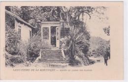 Saint-Pierre-la-Martinique - Entrée Du Jardin Des Plantes - Martinique