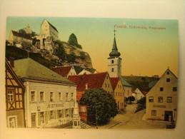 Carte Postale Allemagne Frank.Schweiz,Pottenstein (non Circulée) - Bayreuth