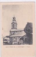 St-Pierre-la-Martinique - L'église - Martinique