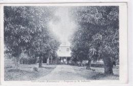 St-Pierre-la-Martinique - Propriété De Mr Salleron - Martinique
