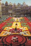 Belgica--Bruxelles--Grand Place--Tapis De Fleurs - Flores