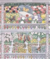 Gabon 1997, Postfris MNH, Flowers - Gabon (1960-...)