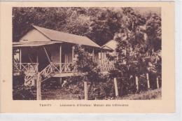 Tahiti - Léproserie D'Orofara - Maison Des Infirmières - Martinique