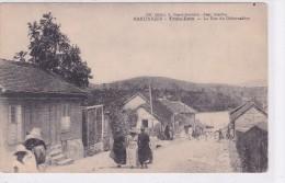 Martinique - Trois-Ilets - La Rue Du Débarcadère - Martinique
