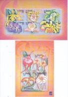 Gambia 2003, Postfris MNH, Flowers - Gambia (1965-...)