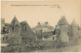 Chateau  De Bellébat à Courdimanche Sur Essonnes à Mr E. Allez - France
