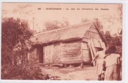Martinique - La Case Du Travailleur Des Champs - Martinique