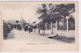 Martinique - Au Morne-Rouge - Martinique