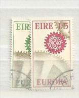 1967 USED CEPT Ireland - Europa-CEPT