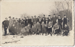 Group Of Skiers Old Photograph Bb160311 - Sport