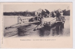 Pointe-à-Pitre - La Rivière Salée Et La Grande Gabarre - Martinique