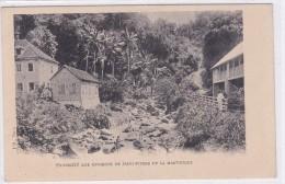 Propriété Aux Environs De Saint-Pierre De La Martinique - Martinique