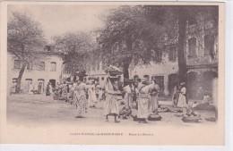 Saint-Pierre De La Martinique - Place Du Marché - Martinique
