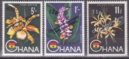 Ghana 1959, Postfris MNH, Flowers - Ghana (1957-...)
