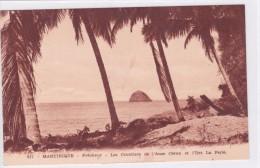 Martinique - Prêcheur - Les Cocotiers De L'Anse Céron Et L'ilet La Perle - Martinique