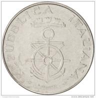 ITALY 100 LIRE 1981 CENTENARY OF LIVORNO NAVAL ACADEMY - 100 Lire