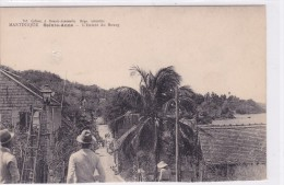 Martinique - Saint-Anne - L'entrée Du Bourg - Martinique