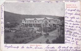 Romania - Suvenir De La Sarata Monteoru - Hotel Monteoru - Jud. Buzau - Romania