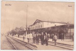 Romania - Bacau - Gara - Train Station - Rumania