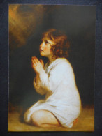 """Grande IMAGE Pieuse """"Samuel Enfant De REYNOLDS"""" -Prière 1 Sam. """" 1-18 (PROCURE MISSIONNAIRE DE L'ASSOMPTION"""" - Religión & Esoterismo"""