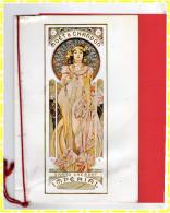 DINER Offert Par La Maison MOËT & CHANDON 58émeAG.FFR..Le Trianon Juillet1979(recto Versos) - Rugby