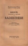 Manuel De Radiesthésie (1935) - Esotérisme