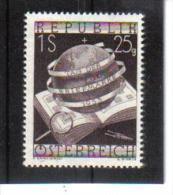 VV459  ÖSTERREICH 1953  MICHL  995  **  POSTFRISCH ZÄHNUNG Siehe ABBILDUNG - 1945-.... 2ème République