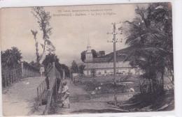 Martinique - Carbet - Le Pont Et L´église - Martinique