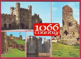 POSTCARD UK 1066 COUNTRY HISTORICAL BUILDINGS HASTINGS CIRCULATED 1994 - United Kingdom