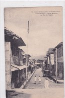 Martinique - Gros Morne - La Rue De L'église - Martinique