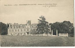Chateau Du Petit Chene à Mazieres En Gatine à Mr S. Goirand - Mazieres En Gatine