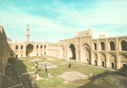 IQ - Al-Mustansiriyah School - Baghdad (Iraq) - L'école Al-Moustaseriyah - [Irak  - Bagdad] - Iraq