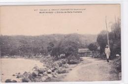 Martinique - L'entrée De Belle Fontaine - Martinique