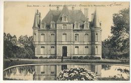 Chateau De La Mesnardiere à Mazieres En Gatine à Mr Proust - Mazieres En Gatine