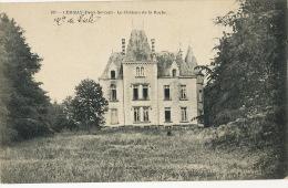 Chateau De La Roche à Cerizay Au Marquis De Lisle - Cerizay