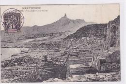 Martinique - St-Pierre - Vue Générale Des Ruines - Martinique