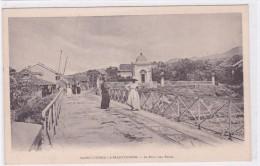 Saint-Pierre-la-Martinique - Le Pont Des Pères - Martinique