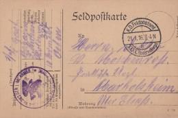 Feldpostkarte 1914/1918 - Allemagne