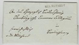 Braun038 / BRAUNSCHWEIG -  Helmstaedt 1816 - Duitsland