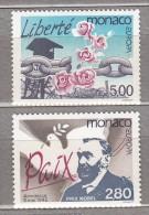 EUROPA CEPT 1995 Monaco Mi 2230 - 2231 MNH (**) #19727 - Monaco