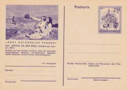 ÖSTERREICH Ganzsache MiNr. P451 Postfrisch - Ganzsachen