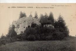 Sirod Ruines De Chateau Vilain - Autres Communes