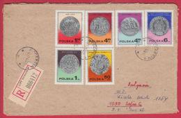 203475 / 1979 - 18.20 ZL. - COINS - TALAR , GROSZ , DENAR , GULDEN , UPT SZCZECIN - SOFIA Poland Pologne Polen Polonia - 1944-.... Republiek