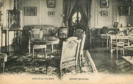 Dép 33 - Chateaux - Cenon - Château Palmer ( Intérieur ) - état - France