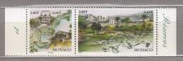 EUROPA CEPT 1999 Monaco Mi 2454 - 2455 MNH (**) #19733 - Monaco