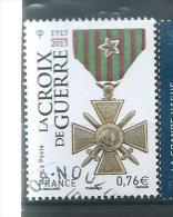 FRANCE OB CACHET ROND YT N° 4942 - France