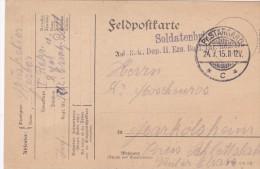 Feldposttarte - Allemagne
