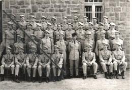 COLMAR .. QUARTIER PAGEZY . 57e REGIMENT D ARTILLERIE ... 1971 - Guerre, Militaire