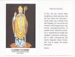 San Guenin Vescovo Di Vannes - Morbihan - Sc1 - M8 - Santini
