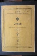 Rare Brochure  Pour La Poste Allemande Berlin 1903 Couleur - Livres, BD, Revues